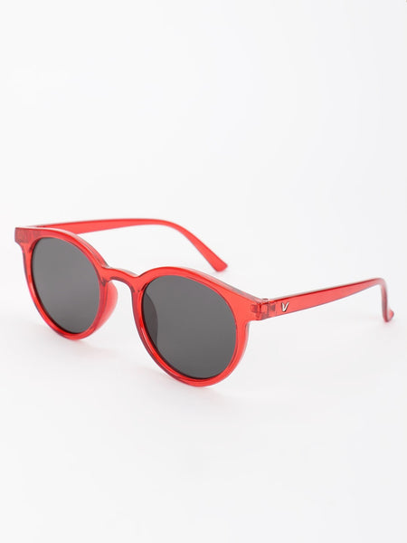 Red Classic Sunglasses
