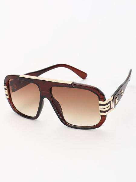Broad Frames Sunglasses