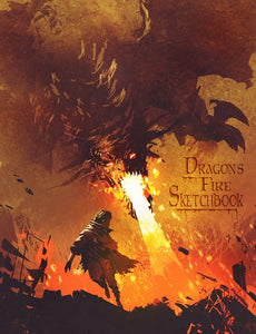 Dragon's Fire Sketchbook
