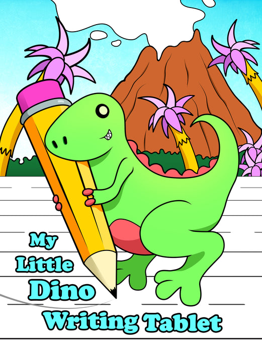 My Little Dino Writing Tablet