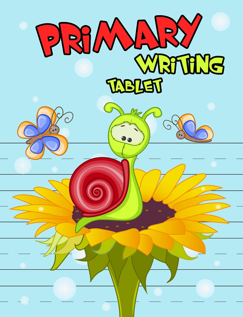 Primary Writing Tablet