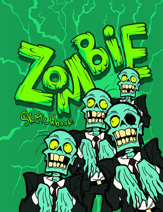 Zombie Sketchbook