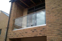 Glass Spigots and Frameless