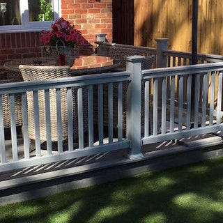 UPVC Balustrade