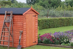 Rubber Shed Roof Kits