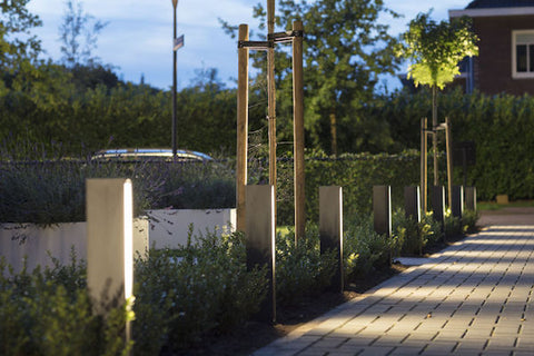 Deck Post & Bollard Lighting