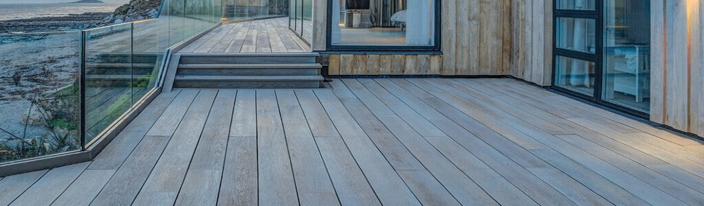 Beach House Decking