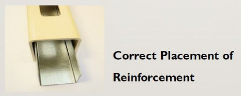 Correct Placement of Reinforcement