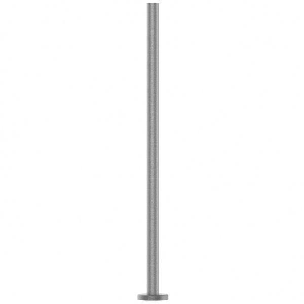 1000mm Stainless Steel Post 48.3mm no holes 316L