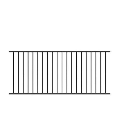 Fortitude Traditional Railing Panel 2387mm x 1016mm