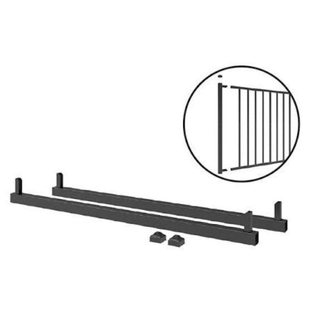 Fortitude Railing Gate Kit H 1048mm with fixings