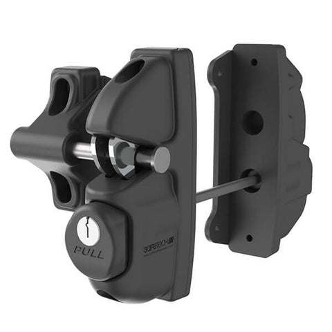 GATEMATE® Pro Gravity Latch - Double Locking