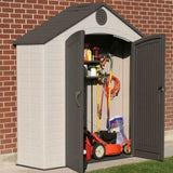 Lifetime Apex Roof Shed 8' Range