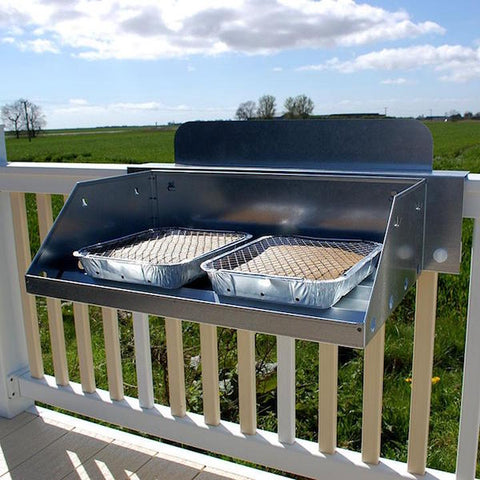Hook'N'Cook Disposable BBQ Stand Special Offer