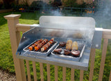 Hook'N'Cook Disposable BBQ Stand