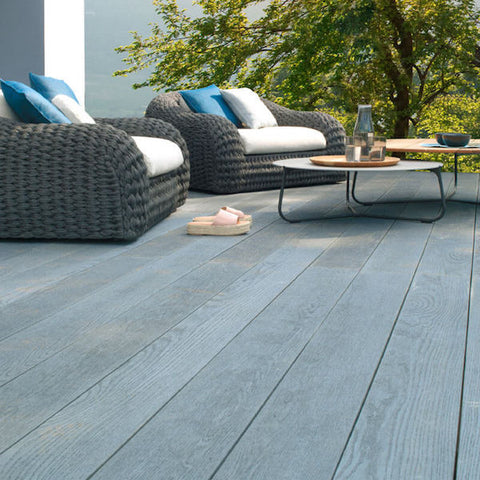 Enhanced Grain Brushed Basalt Deck Boards* New Colour