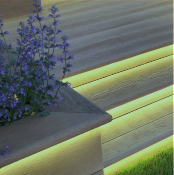 Millboard Bullnose Boards