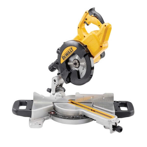 DeWALT DWS774 216mm XPS Slide Mitre Saw 240V or 110V