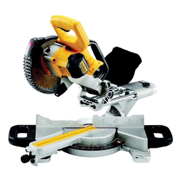 DeWALT DCS365N Cordless XPS 184mm Mitre Saw Bare Unit 18 Volt