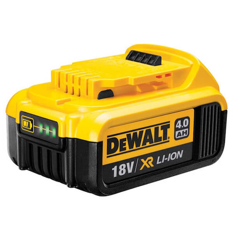 DeWALT DCB182 XR Slide Battery Pack 18 Volt 4.0Ah Li-Ion