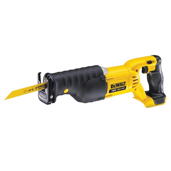 DeWALT DCS380N XR Premium Reciprocating Saw 18 Volt Bare Unit
