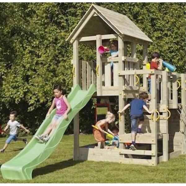 Blue Rabbit Penthouse Play Tower Kit