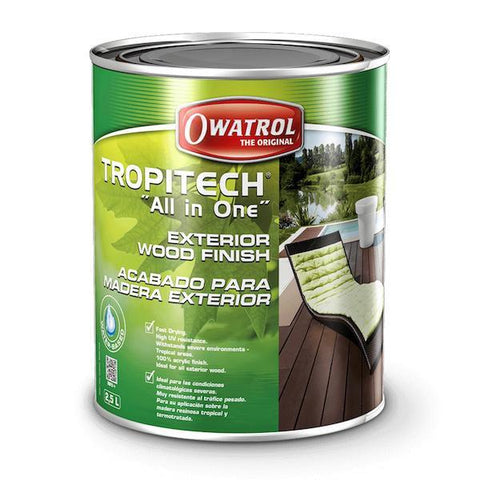 Owatrol Tropitech Deck Finish