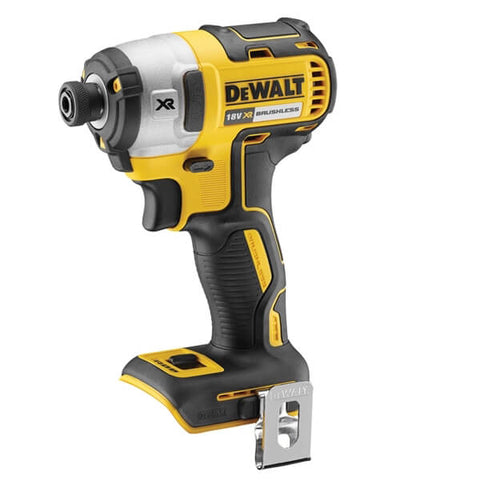 DeWALT DCF887N XR Brushless 3 Speed Impact Driver Bare Unit 18 Volt