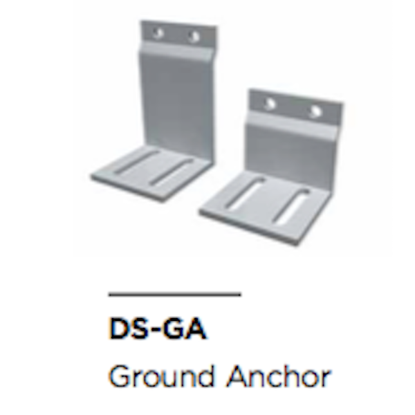 Aluminium Joist Ground Fixing