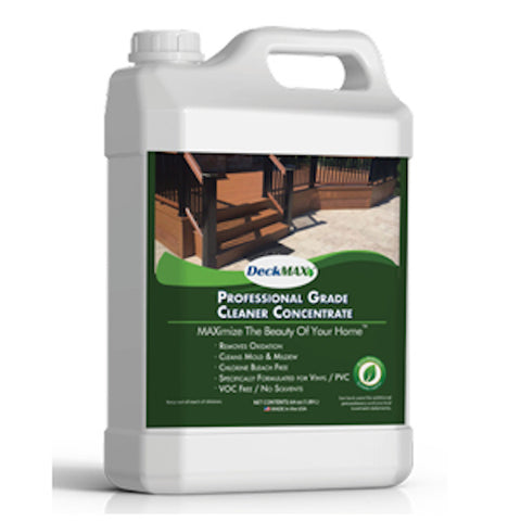 Deck Cleaner Concentrate