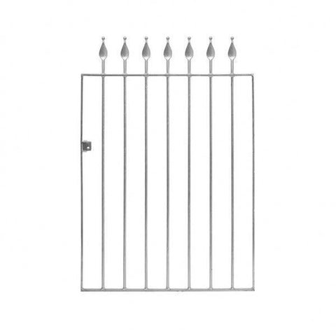 Garden Gate - Height 1130 x Width 750mm  - Free Fixing Kit