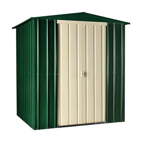 Lotus Apex Roof Metal Shed Range