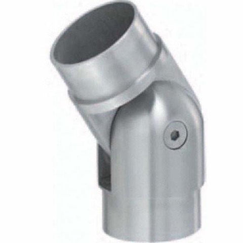 316L Stainless Steel Adjustable Elbow 48.3mm