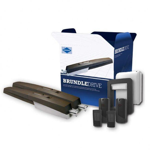Brundle Drive Automated Worm Kit For A Pair Of Gates Up To 250 kgs