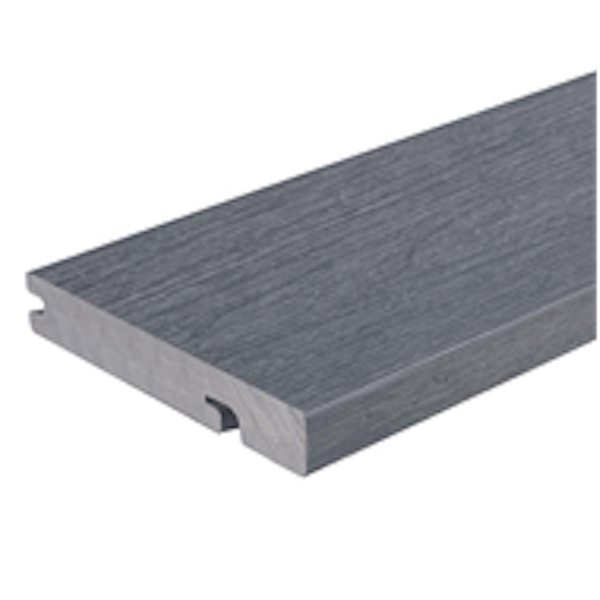 UltraShield Bullnose Composite Decking Boards 2200mm