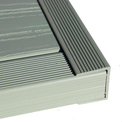 Deck-it U Channel trim 2400mm