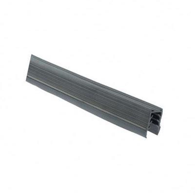 Rubber Profile for 11.5 - 13.5mm/15mm Glass To Suit 40 x 30mm Split Rail - Price per Mt
