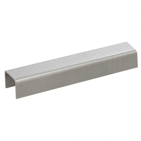 Stainless 316 Top Rail - 12mm-21.5mm Glass 2500mm Long