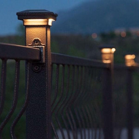Fortress Railing Accents LED Cap Light Module