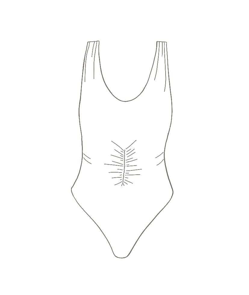 Girolata Swimsuit