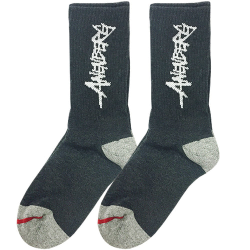 2 PACK OF GREY BERG SOCKS