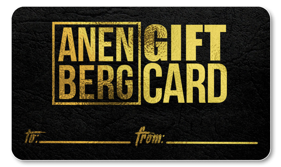 GIFT CARD $10 - $100