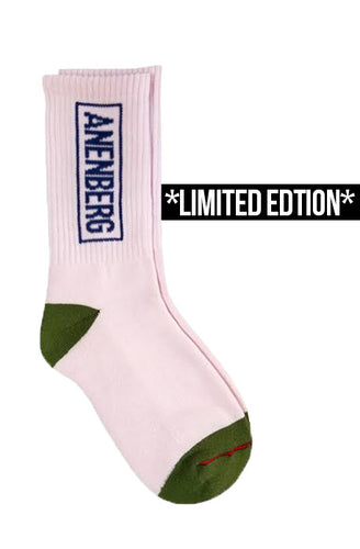 SALMON BERG SOCKS *LIMITED*