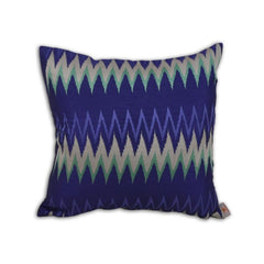 Multicolored Throw Pillow