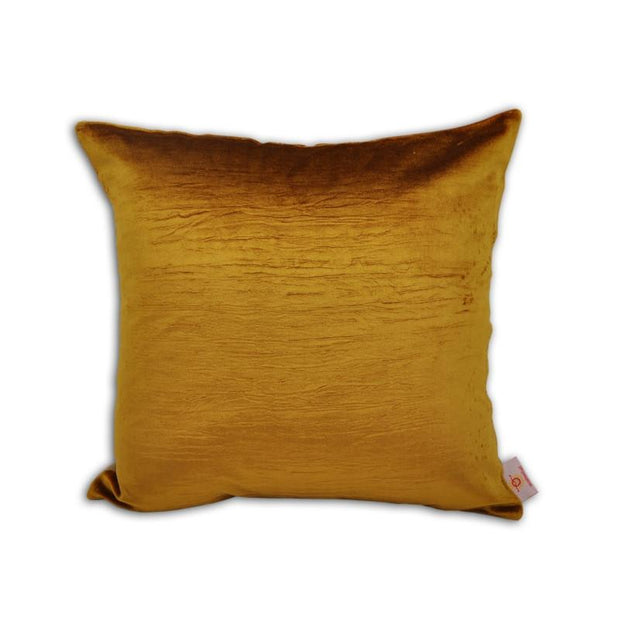 Golden Ottoman Pillow