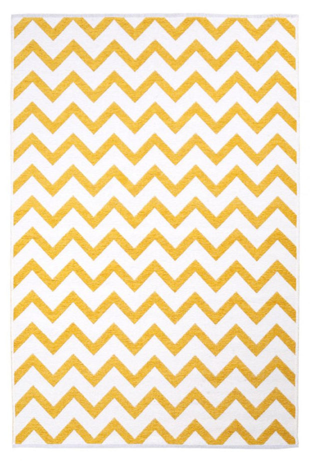 Diva Double Sided Yellow/White