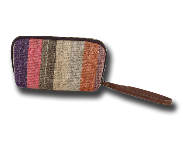 Kilim Make-Up Bag
