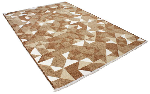 Diva Double Sided Beige-White Carpet