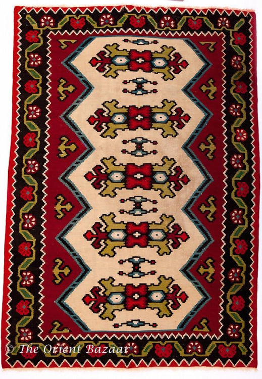 The Orient Bazaar - Bulgarian Kilim - 1