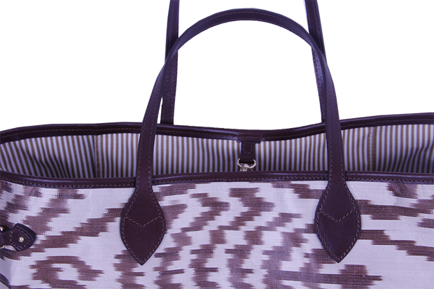 Brown Tote Bag is on Sale